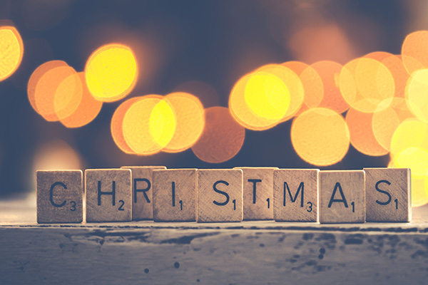 Christmas marketing campaign