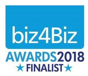 biz4Biz Awards 2018 Finalist