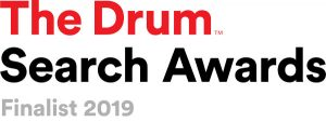 The Drum Search Awards Finalist 2019