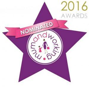 Mum and Working awards 2016 Logo