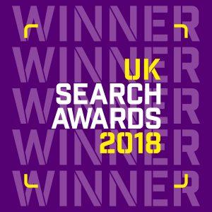 UK Search Awards 2018