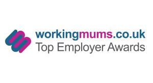 Workingmums.co.uk award with white background