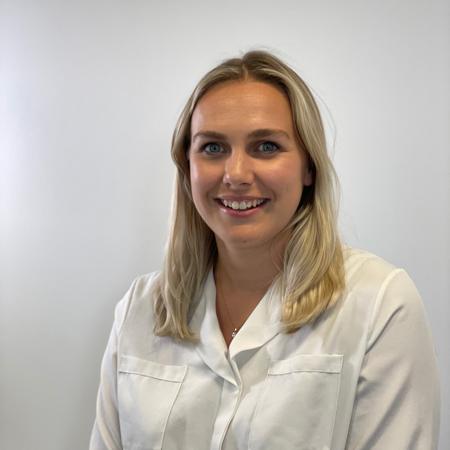 Wagada employee Laura Morris