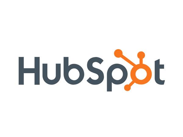 Hubspot Logo on white background